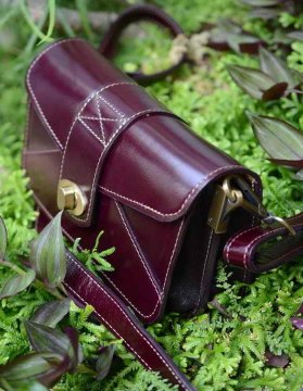 Damentaschen aus Leder für jeden Anlass