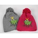Döll Pudelmütze mit Frosch