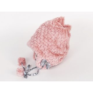 Sterntaler Mütze Baby rosa 45